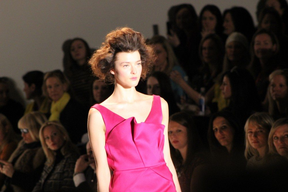 Lela Rose Fashion Show NYFW 2013