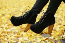 Fall 2013 Trends: Heeled Booties