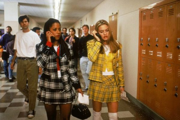 Clueless Fashion Inspiration Plaid