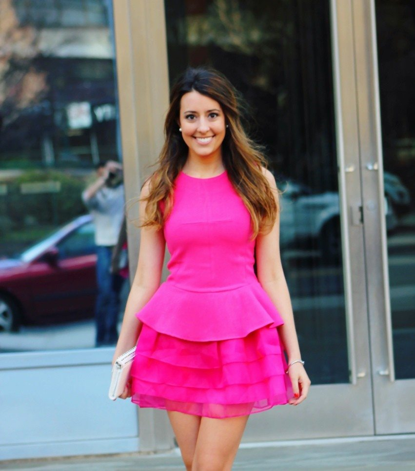 Dress Up Pink