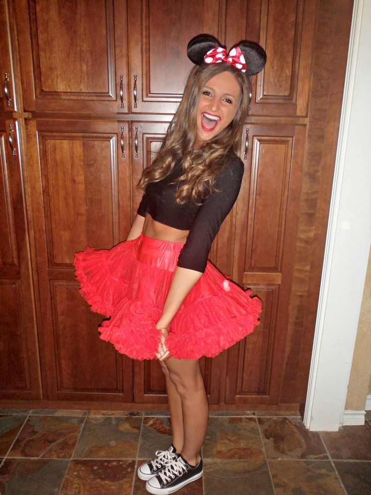 Minnie Mouse Costumes & Dresses - HalloweenCostumes