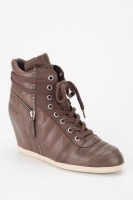 Ash Brooklyn High-Top Wedge-Sneaker $295.00