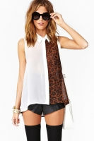 Wild Side Blouse