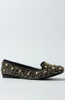 The Catacomb Shoe in Black by *Sole Boutique