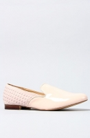 The Fabricia Shoe in Pink by Kelsi Dagger