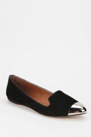 Dolce Vita Luna Metal Toe-Cap Loafer
