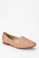 Wanted Glitter Stud Loafer