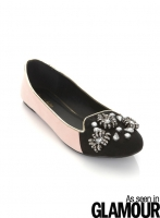 DAME EMBELLISHED SLIPPER