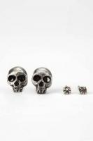 Itty Bitty Skull Earring Set