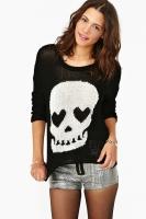 Skull Crusher Knit