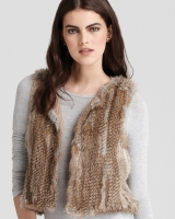 Quotation: 525 America Classic Fur Vest