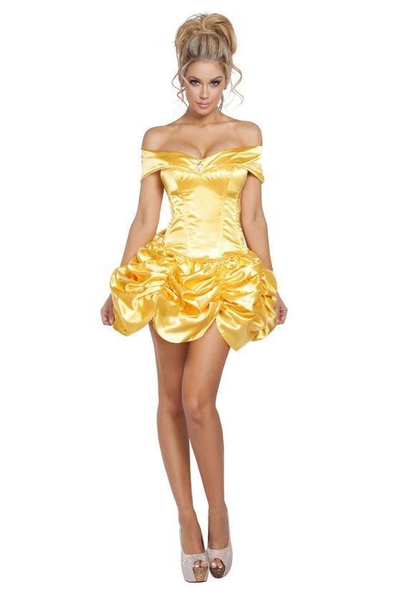 Best Sexy Halloween Costumes 2017   Belle