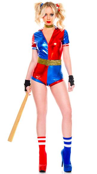 b09b9843f8f Best Sexy Halloween Costumes 2017 - Harley Quinn