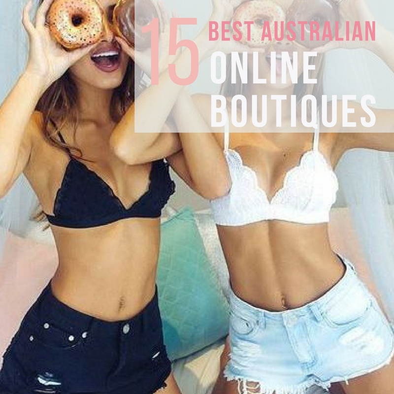 Best australian boutiques top trendy affordable online for Best cheap online store