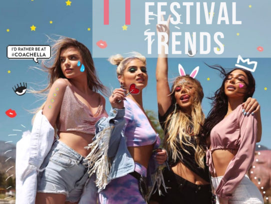 11 festival trends for the perfect festival outfit inspiration