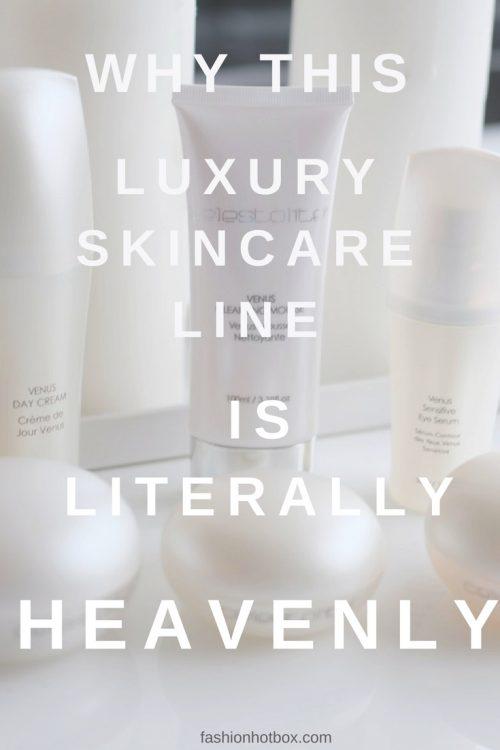 Celestolite: The Luxury Skincare Brand that Is LITERALLY